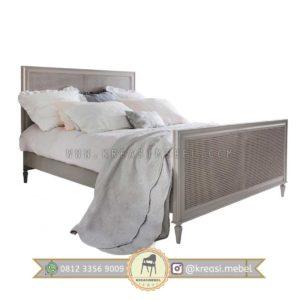 Harga Jual Tempat Tidur Minimalis Rotan