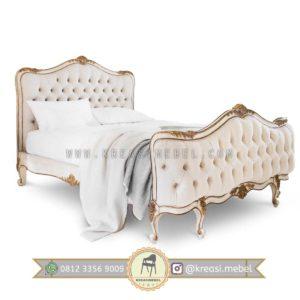 Harga Jual Tempat Tidur Prancis Luxury Mewah