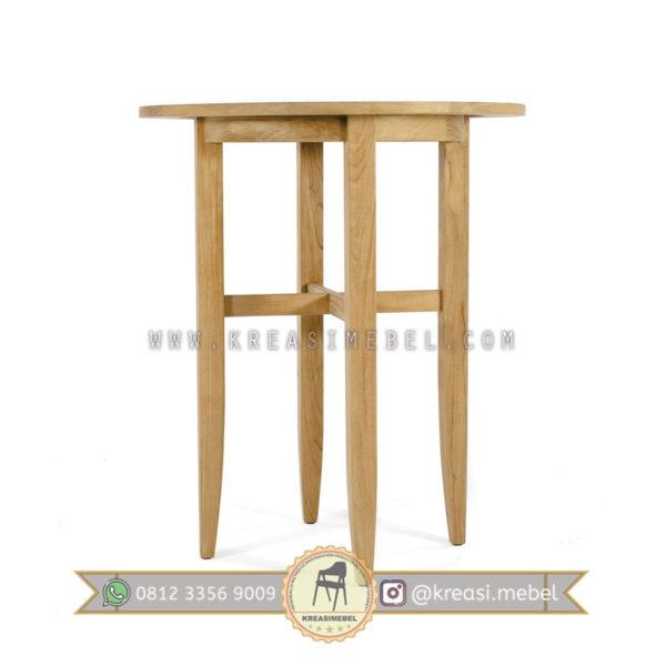 Harga Jual Meja Cafe Minimalis Murah 003